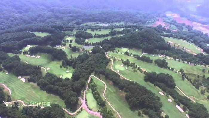 enjoy family drone golf  phantom3