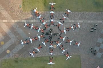 OK GO【PV】ドローンで撮影